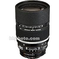 Nikon AF FX DC-NIKKOR 135mm f/2D Fixed Zoom Lens with Auto Focus for Nikon DSLR Cameras International Version (No warranty)