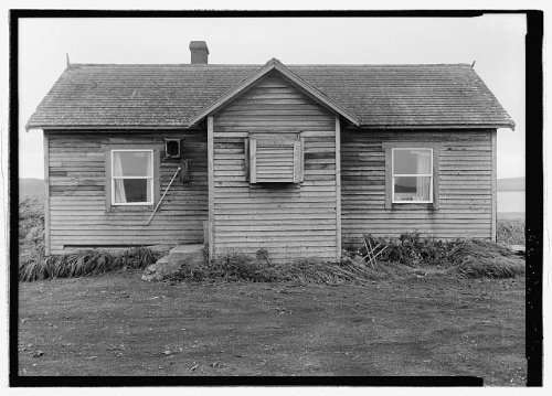 Photo: Webster House,Northeast Point Road,Saint Paul,Aleutians West,Alaska,AK,3