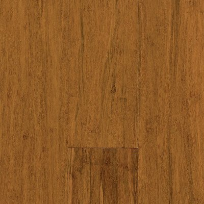 "Natural Bamboo 3-3/4"" Engineered Bamboo Flooring in Spice"