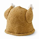 San Diego Hat Company Tan Turkey Baby Beanie (1-2 Years)