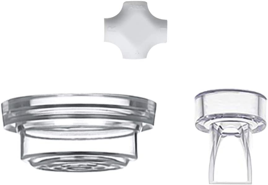 Cylinder and Bilateral and Duckbill Valves for PiAEK Breast Pump /…