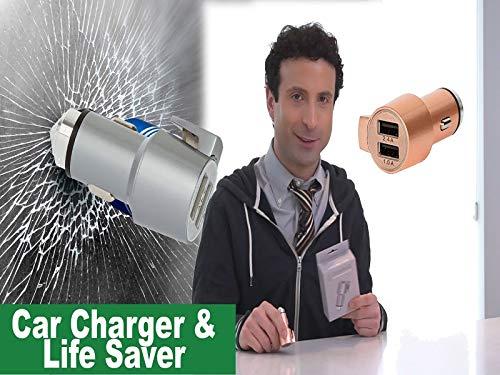 Window Breaker And Seat Belt Cutter Review ()