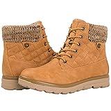 Globalwin Women's 1826 Camel Fashion Boots 9M