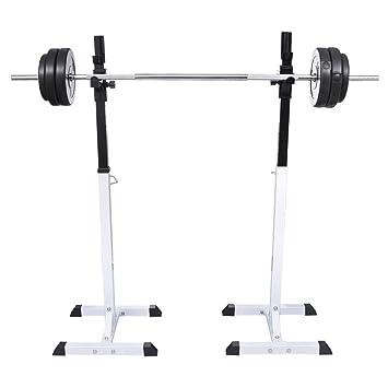 Chloe Rossetti - Juego de barras cuadradas para pesas de pesas (tamaño: 2,