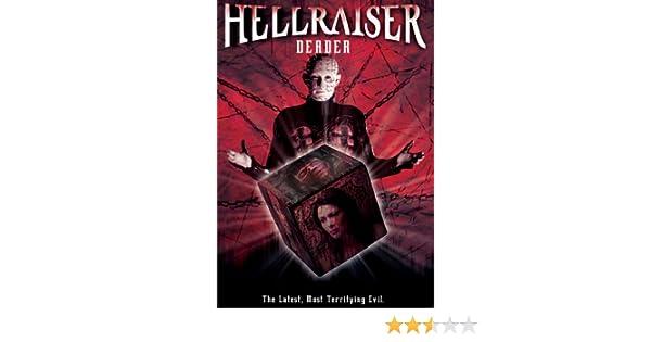 Hellraiser deader boobs