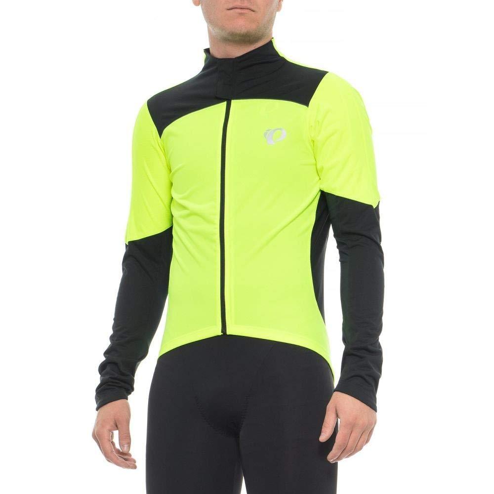 (パールイズミ) Pearl Izumi メンズ 自転車 トップス P.R.O. Pursuit Wind Cycling Jersey - Full Zip, Long Sleeve [並行輸入品]   B07MQ17Q7H