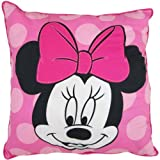 Disney Minnie 16inch Square Decorative Pillow