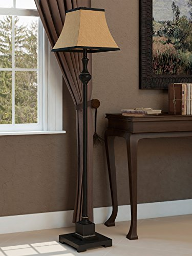 Lite Source Bandele Floor Lamp - 150 W Bulb - Dark Bronze -