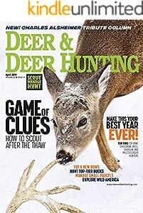 Deer and Deer Hunting Magazine