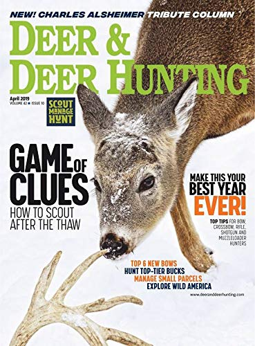 Hunting Magazine - Deer and Deer Hunting Magazine
