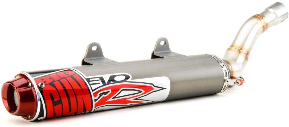 Big Gun ECO Exhaust Pipe Muffler /& Dynojet Jet Kit Honda TRX 400EX 07-1122 Q121
