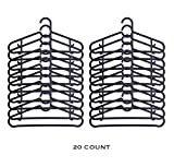 IKEA SPRUTTIG Hanger - Flexible Sturdy Plastic