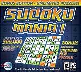 Sudoku Mania! Bonus Edition with Unlimited Puzzles