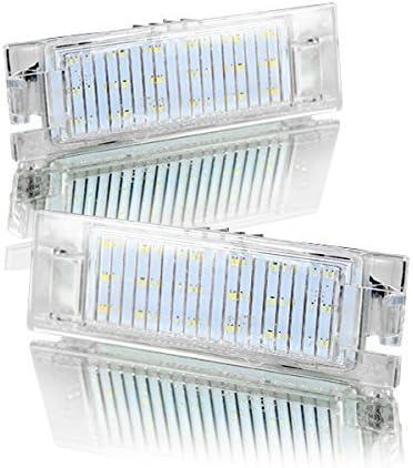 Lightdelux Ersatz Für Led Kennzeichenbeleuchtung Canbus Module Mit E Zulassung V 031902 Auto