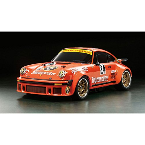 Injection Fuel K-jetronic (1/10 Porsche 934 Jagermeister TA02SW 4WD Ltd Ed)