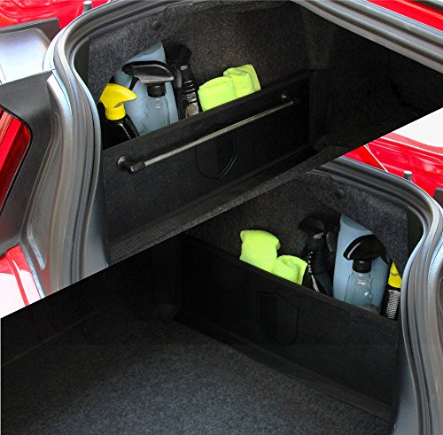 Red Shield Trunk Organizer