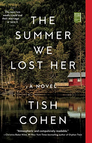 a book review by Nancy Carty Lepri: The Summer We Lost Her