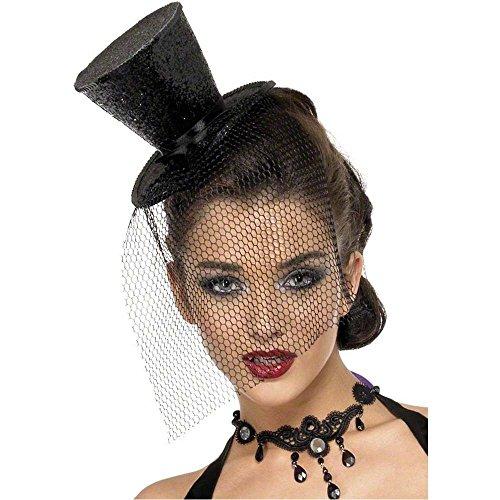 Mini Top Hat Costume Accessory