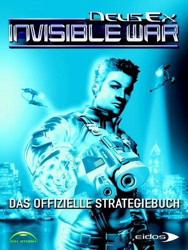 Deus Ex: Invisible War Strategiebuch (Lösungsbuch)