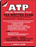 Airline Transport Pilot FAA Written Exam, Gleim, Irvin N., 1581941307