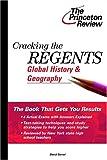 Global History Exam, Princeton Review Staff and David Daniel, 0375755519