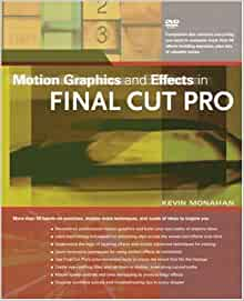 how to do graphics in final cut pro