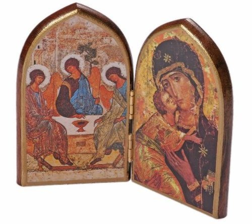 Icon of the Holy Trinity 2