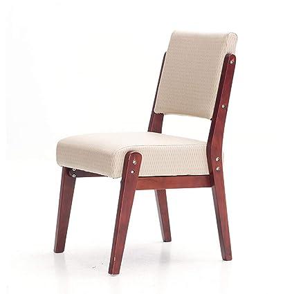 TGDY Sala da Pranzo Sedie, Design Moderno Sedie da Cucina Legno di ...