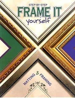 frame it yourself matting u0026 framing stepbystep