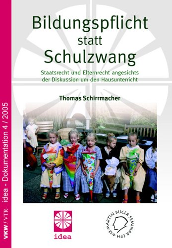 Bildungspflicht statt Schulzwang von Manfred Bönig