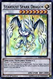Yu-Gi-Oh! - Stardust Spark Dragon (HSRD-EN043) - High-Speed Riders - 1st Edition - Super Rare
