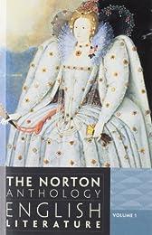 The Norton Anthology of English Literature, Volume 1