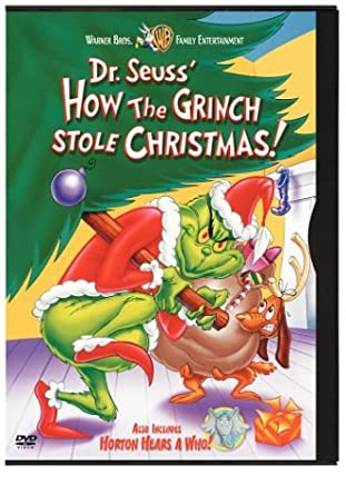 how the grinch stole christmas dvd import - When Does How The Grinch Stole Christmas Come On Tv
