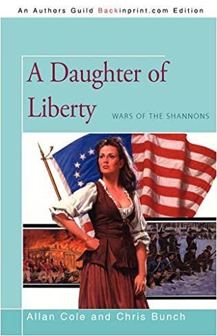 book cover of A Daughter of Liberty