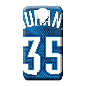 samsung galaxy s4 Personal mobile phone case Hot Style case oklahoma city thunder nba basketball