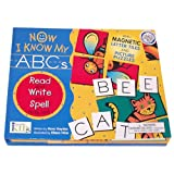 Now I Know My ABCs: Read and Write and Spell with Me