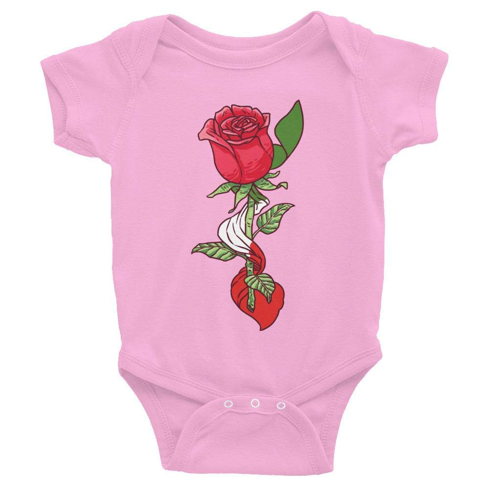 Italian Rose Infant Bodysuit