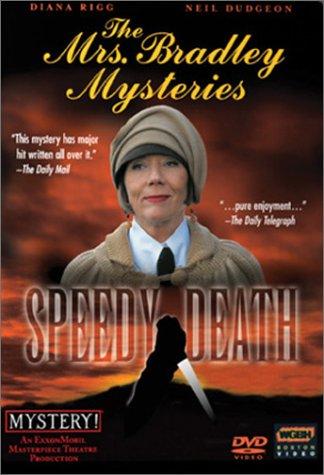 DVD : The Mrs. Bradley Mysteries - Speedy Death