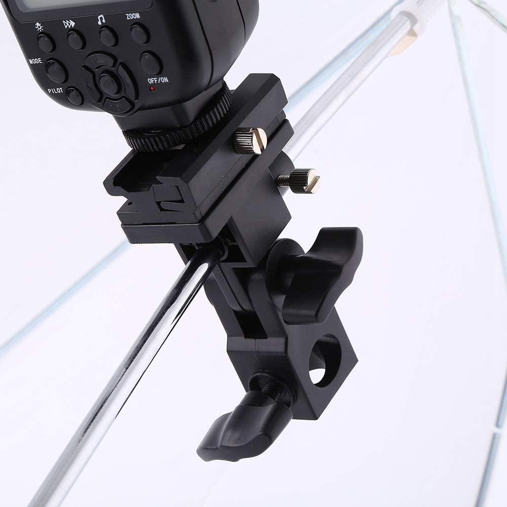 Neufday Plastic Photography B-Type Bracket Flash Bracket