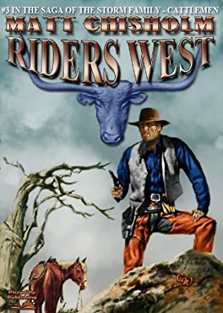 book cover of Riders West