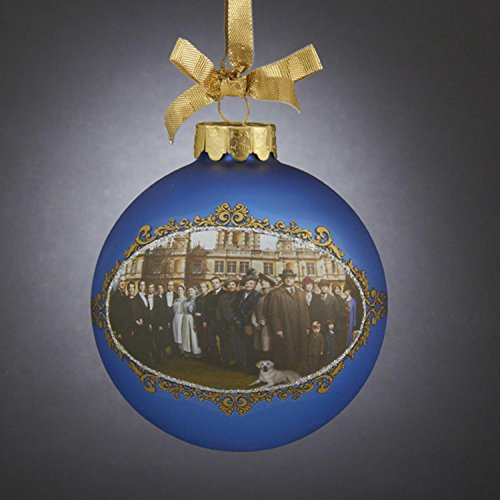 Ornament Ball Portrait - Kurt Adler 3.5