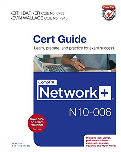 Download CompTIA Network+ N10-006 Cert Guide Pdf