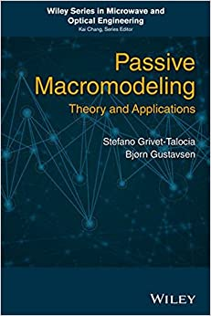 _OFFLINE_ Passive Macromodeling: Theory And Applications (Wiley Series In Microwave And Optical Engineering). decir hacer reserva launched situada muted download develop