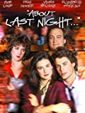 About Last Night Amazon Instant