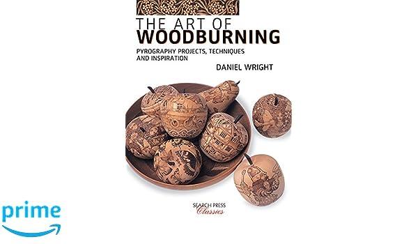 Wood Burning Projects Art