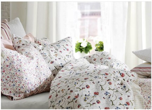 amazoncom ikea alvine rter 3pc queen duvetcover 100percent cotton alvine orter home u0026 kitchen - Duvet Covers Ikea