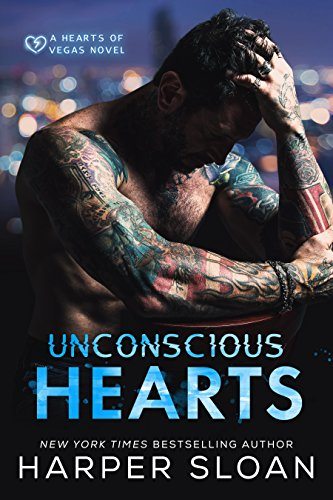 Unconscious Hearts (Hearts of Vegas Book 1) cover