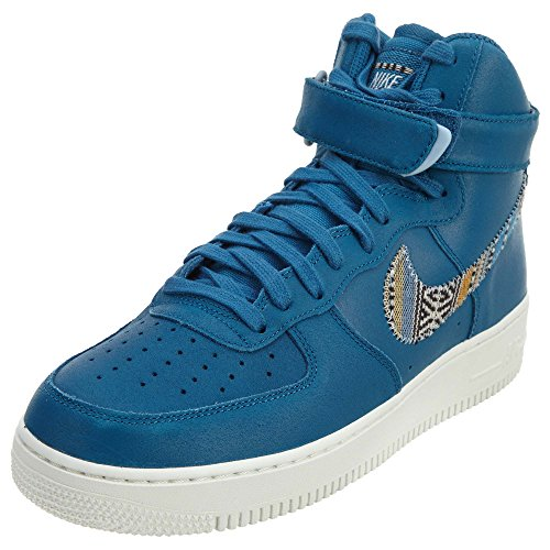 Nike Air Force 1 High '07 Lv8 Industrial Blue Mens Style: 806403-402 Size: 10.5