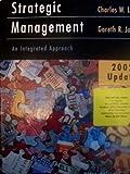 Strategic Management 2002, Charles W. L. Hill and Gareth R. Jones, 0618241264