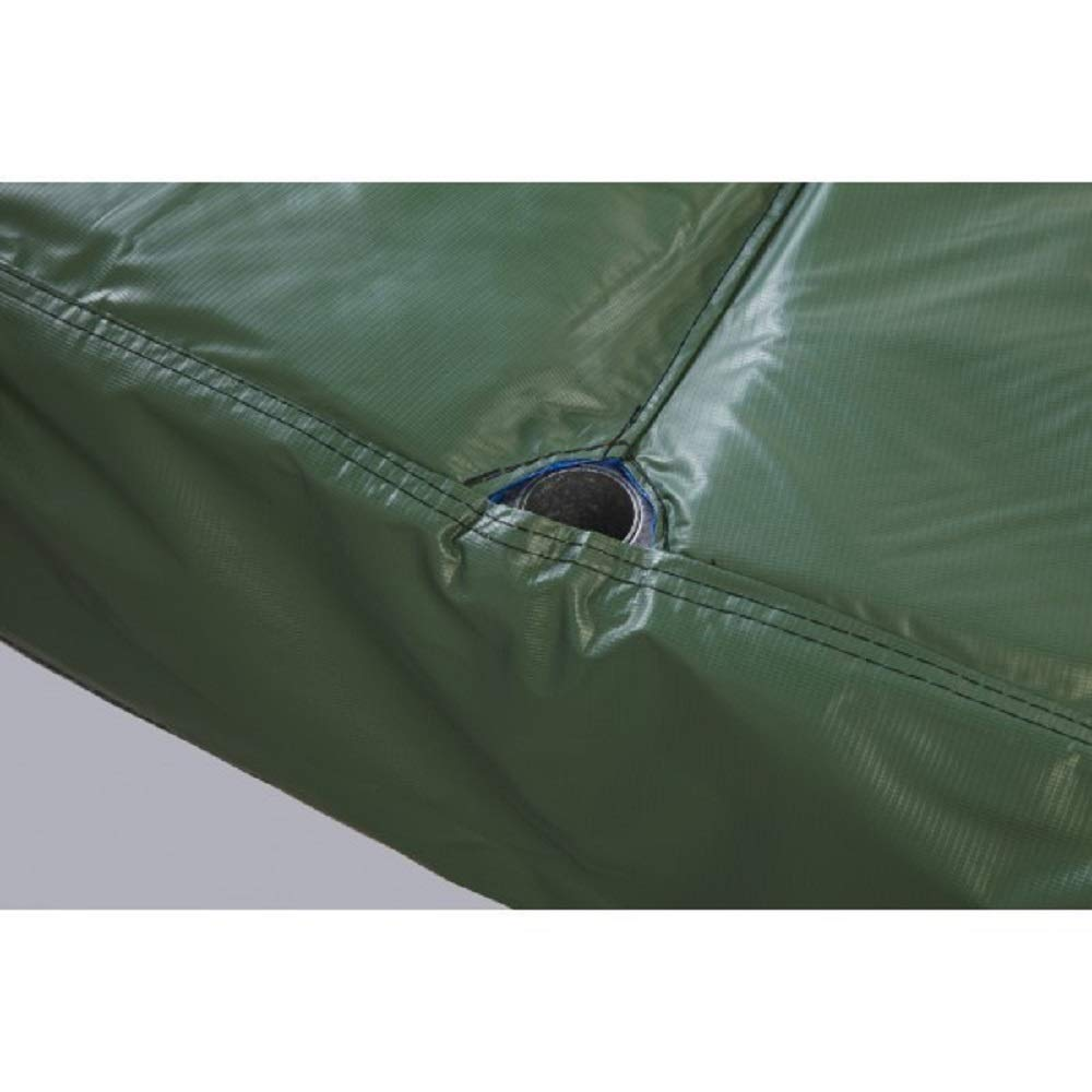 JumpKing 10' Green Safety Pad for 4 Poles 9'' Wide